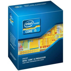 Intel Core i5-3570 (3,4 GHz) - Socket LGA1155