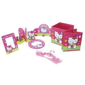 Coffret Déco 10 pièces Hello Kitty