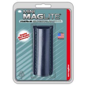 Maglite 108-000-414 - Étui cuir lisse pour lampe mini R6 mixte adulte