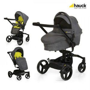 Hauck Twister Duo - Poussette combinée