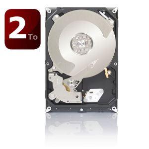 """Seagate ST2000VX000 - Disque dur SV35 Series 2 To 3.5"""" SATA lll 7200 rpm"""