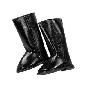 Gotz Bottes noires pour poupée (42-50 cm)