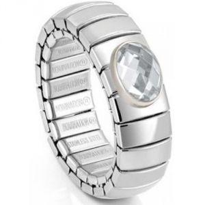 Nomination 043450-010 - Bague extensible en cristal pour femme