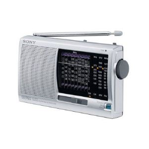 Sony ICF-SW11S - Radio portable