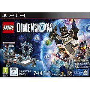 Lego Dimensions pack de démarrage sur PS3
