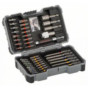 Bosch Set de 43 pièces de vissage 2607017164