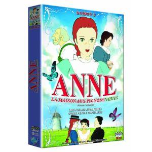 Anne la maison aux pignons verts volume 3 comparer for Anne la maison aux pignons verts