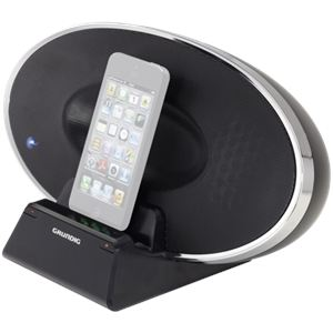 Grundig GSD320 - Station d'accueil Bluetooth pour iPhone 5