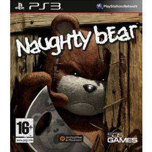 Naughty Bear sur PS3