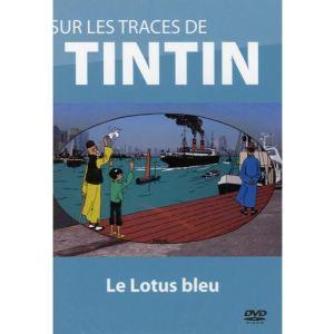 Sur les traces de Tintin - Volume 2 : Tintin et le lotus bleu