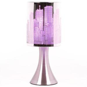 lampe touch new york comparer 9 offres. Black Bedroom Furniture Sets. Home Design Ideas