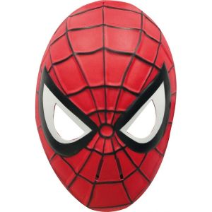 Fiesta guirca Masque Spiderman enfant en mousse