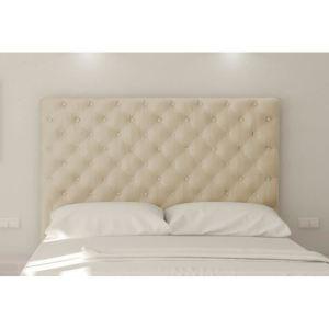 Tête de lit capitonnée Sogno (160 cm)