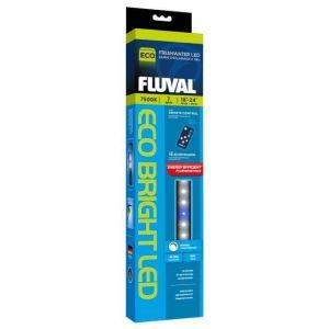 Fluval Rampe d'éclairage éco-énergétique a LED Eco Bright 38-61 cm