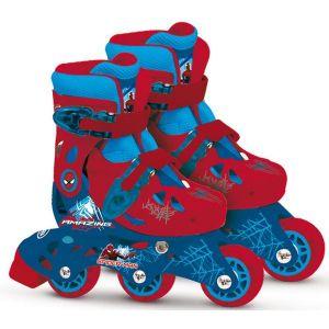 D'arpèje Rollers Spiderman évolutifs