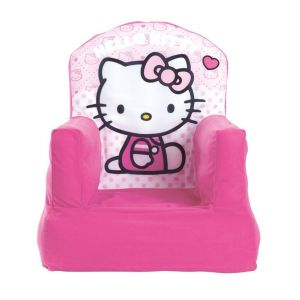 Worlds Apart Fauteuil gonflable Hello Kitty