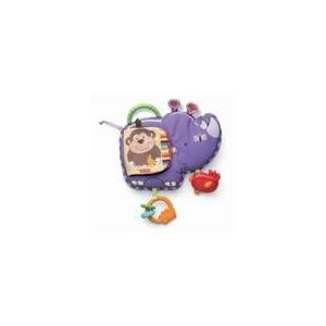 Fisher-Price Peluche interactive Baby Zoo