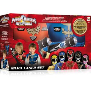 IMC Toys Set Mega Laser Power Rangers