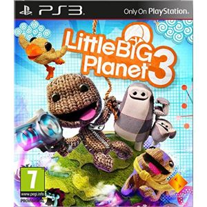 LittleBigPlanet 3 sur PS3