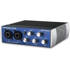 PreSonus AudioBox USB - Interface audio externe USB 2.0
