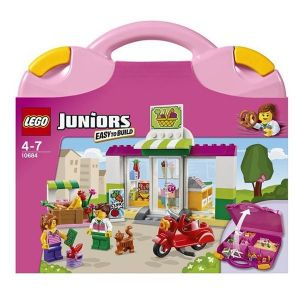 lego 10684 juniors la valise supermarch