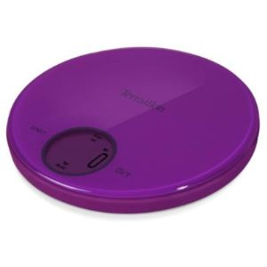 Terraillon Halo Bumper - Balance de cuisine électronique 6 kg