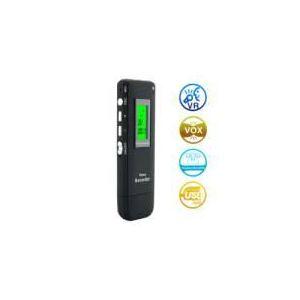 High-Tech Place DNECT01 - Dictaphone numérique et enregistreur conversation téléphonique (2Go mémoire + port USB)