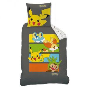 4 offres housse de couette pokemon tous les prix en ligne. Black Bedroom Furniture Sets. Home Design Ideas