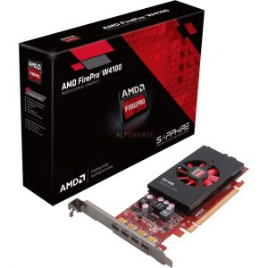 Sapphire Technology 100-505979 - Carte graphique AMD FirePro W4100  2 Go