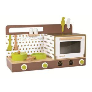 Cuisine enfant janod comparer 23 offres for Cuisine janod macaron