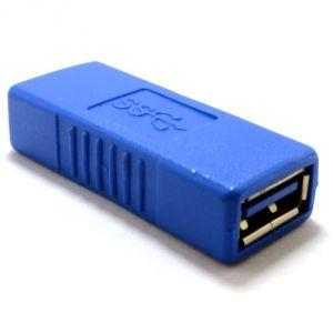 Kenable 07004 - Coupleur USB 3,0 AA Femelle