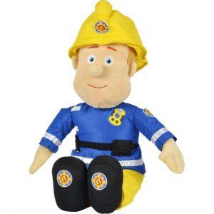 Simba Toys Peluche Sam le pompier (45 cm)