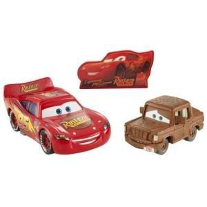 Mattel Cars - Flash McQueen et Fred