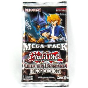 Konami Carte à collectionner Yu-Gi-Oh! : Legendary Collection 4 - Le monde de Joey