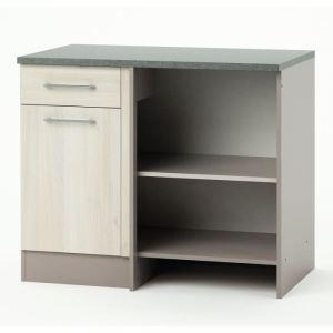 672 offres meuble profondeur 25 cm surveillez les prix sur le web. Black Bedroom Furniture Sets. Home Design Ideas
