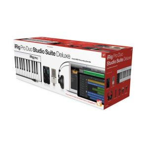 Ik multimedia iRig Pro Duo Studio Suite Deluxe - Pack Home Studio