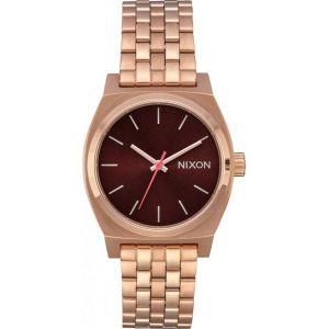 Nixon A1130-2617-00 - Montre pour femme Medium Time Teller