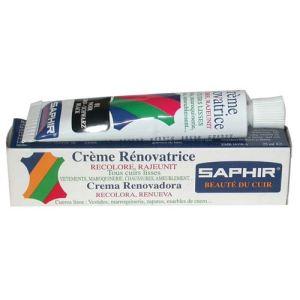 Saphir Crème rénovatrice pour cuir (25 ml)