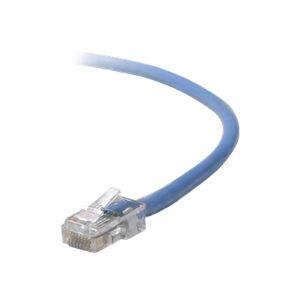 Belkin A3L791B50CM-BLU - Câble réseau Cat5e UTP 0.5m Assembled