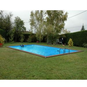 Piscines semi enterree comparer 153 offres for Piscine semi enterre