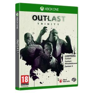 Outlast Trinity sur XBOX One