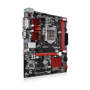 Asrock H81M-G - Carte mère Micro ATX Socket 1150