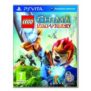LEGO Legends of Chima : Laval's Journey sur PS Vita