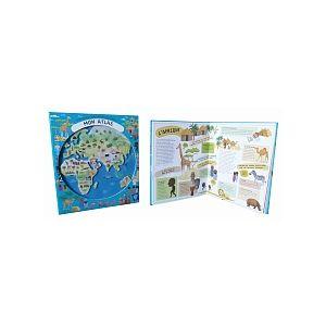 Simba Toys Mon atlas du Monde