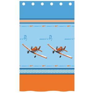 Voilage à oeillets Planes (140 x 240 cm)