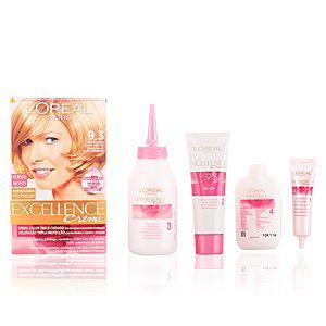 L'Oréal Excellence 9.3 Blond Clair Doré - Crème colorante triple protection