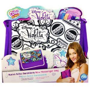 Simba Toys Color me mine : Sac bandoulière Violetta