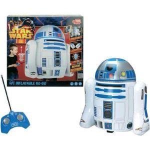 R2-D2 - Robot radiocommandé gonflable