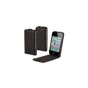 Muvit MUSLI0028 - Housse Slim pour  iPhone 4 + film protecteur