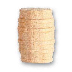 Artesania Tonneau en bois diamètre 15 mm pour maquette en bois